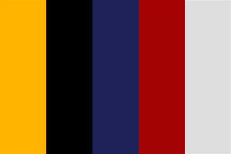 wolverine colors wolverine color palette