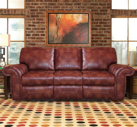 burgundy leather sofa bed burgundy leather reclining sofa reclining living room