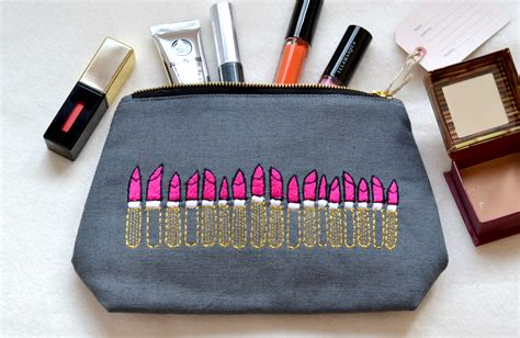 Handmade Makeup Bags - competition beautiful handmade makeup bags from sewlomax