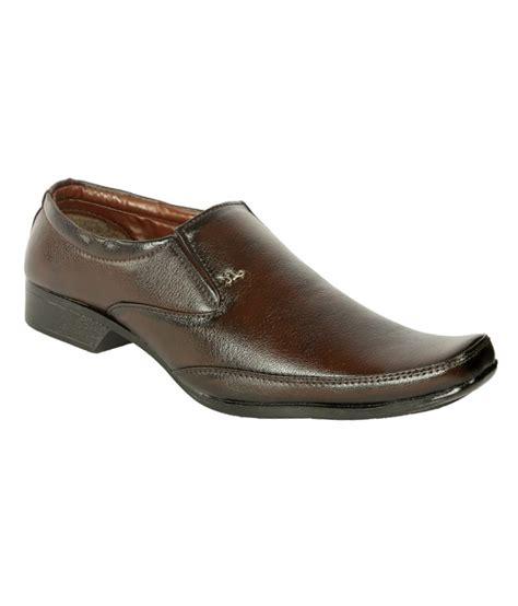 kraasa brown formal shoes price in india buy kraasa brown