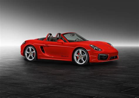 porsche red bright red porsche exclusive boxster revealed gtspirit