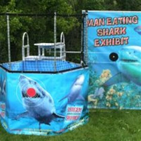 backyard inflatables frederick md dunk tank rental maryland soaking your family
