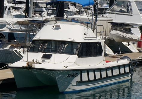 kevlacat boats for sale australia kevlacat 3700 flybridge power boats boats online for