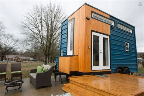 185 sq ft nashville modern tiny house