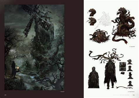 bloodborne official artworks bloodborne art book coming in may dread central