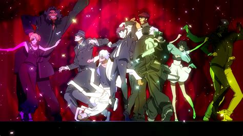 kekkai sensen anime terbaik