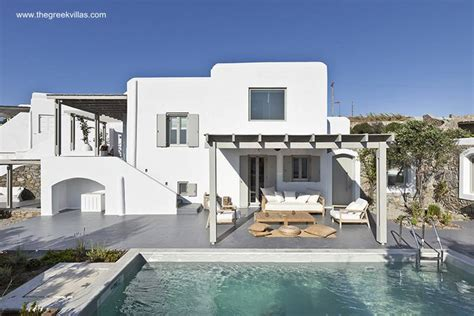 Interior Spanish Style Homes by 14 Fotos De Casas Modernas Del Mediterr 225 Neo En Grecia