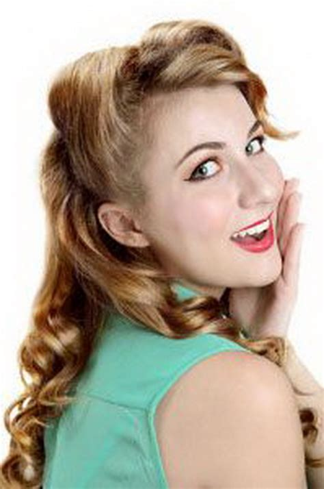 hairstyles for medium length hair pin up pin up hairstyles long hair quotes