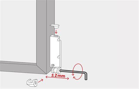 Anpressdruck Fenster Einstellen by Fenster Einstellen 187 Anleitung Fenster Richtig Justieren