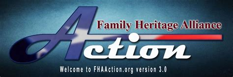 Rotator Parabola Fha Proud To Protect And Promote Faith Family And