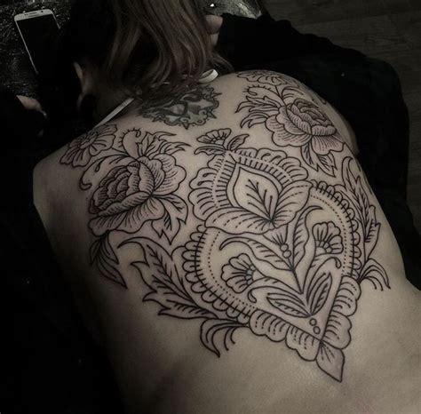 henna tattoo full back 341 best tattoos images on mandalas tatoo and
