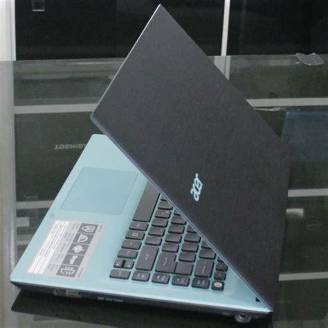 Laptop Acer Aspire E14 E5 473 acer aspire e14 e5 473 307f jual beli laptop second