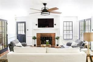 in livingroom living room update ceiling fan bless er house