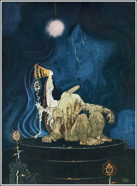 231 izgili masallar east of the sun and west of the moon by kay nielsen