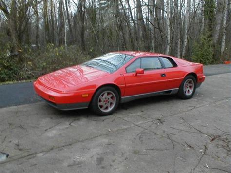how can i learn about cars 1988 lotus esprit user handbook 88eapritturbo s 1988 lotus esprit in portland or