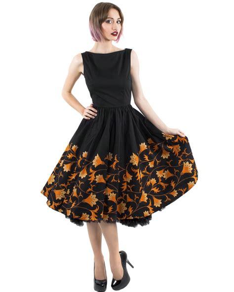 Yellow autumn dress