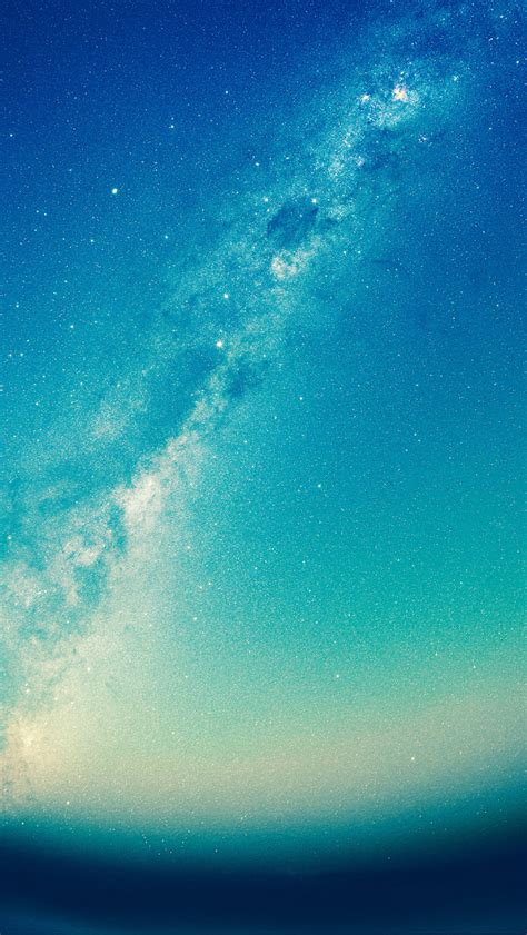 wallpaper for iphone 5 beautiful beautiful milky way green blue tint iphone 5 wallpaper hd