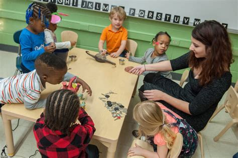 Um Flint Now Um Flint by Center Shows Um Flint S Leadership In Early Education