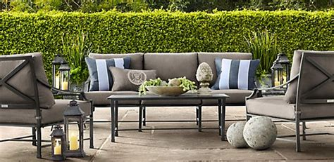 patio furniture restoration restoration hardware replacement cushions patio