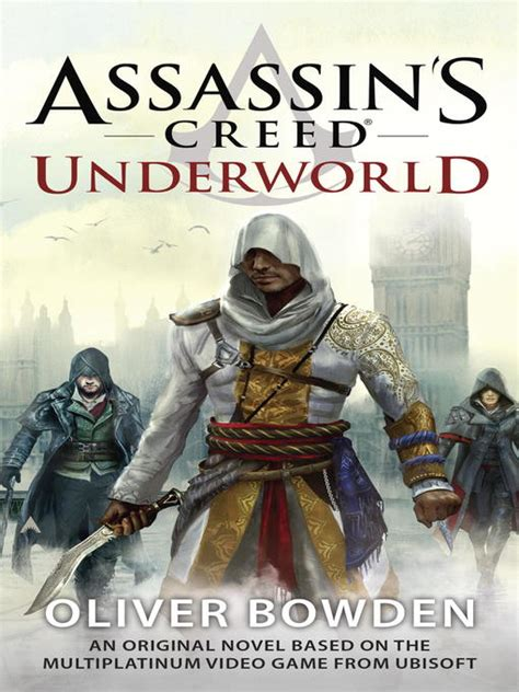 libro underworld assassins creed book assassin s creed underworld kentucky libraries unbound