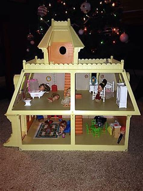 mattel doll houses 12 best images about mattel the littles on pinterest plays vintage and travel