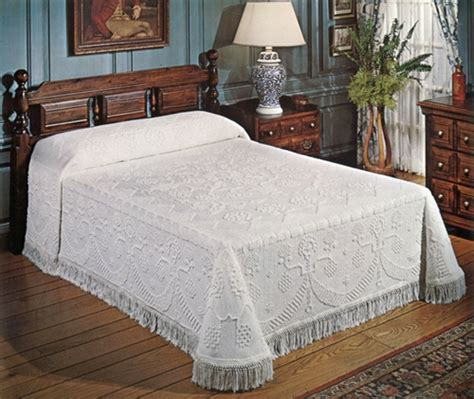 Classic Bedspreads Colonial Bedspread Made In Usa George Washington Bates