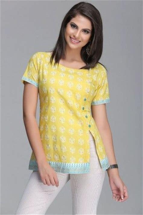 pattern of short kurti 1000 images about short kurtis on pinterest yellow