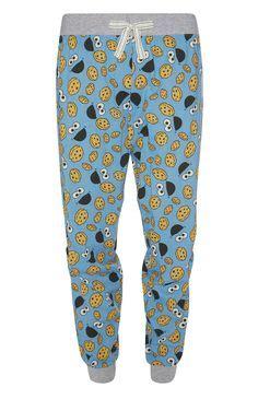 topshop pug onesie primark cuff leg pyjama bottom sweatpants products legs and