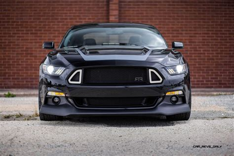2015 mustang modified 2015 ford mustang rtr spec 5 widebody joins ready to rock