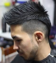 number 0 on back and sides mens hair cuts 2015 40 ritzy shaved sides hairstyles and haircuts for men