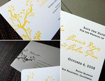 wedding invitation printers aberdeen yellow wedding invitation ideas