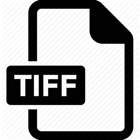tiff image extension file filetypes image tif tiff type icon