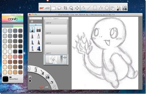 sketchbook pro selection tool sketchbook image editor with layer lasso crop tools