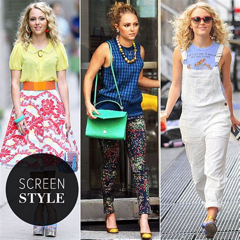 Carrie Diaries Wardrobe by Carrie Diaries Fashion Popsugar Fashion Australia