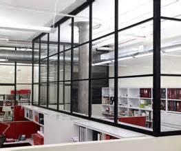 interior storefront glazing systems