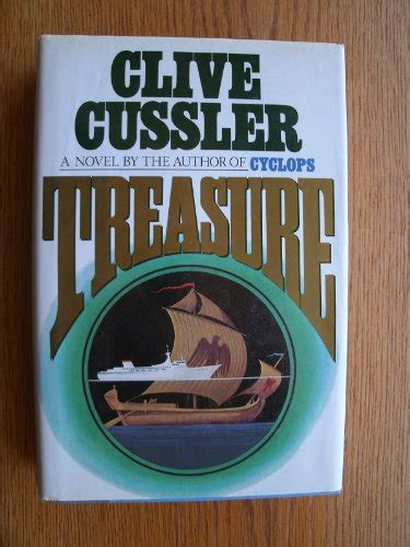 libro treasure dirk pitt treasure dirk pitt adventure by clive cussler 9780671626136 ebay