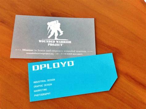 Custom Shaped Business Cards