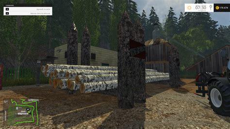 wood storage v 1 0 fs15 farming simulator 2015 15 mod