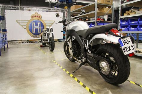 Motorrad Online Probesitzen by Horex Vr6 Roadster First Encounter Motorrad Exoten