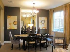 Yellow Dining Room Curtains Ideas A Trendy Color Combo Grey And Yellow For Both Bold And Serene Interiors