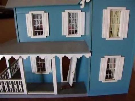 ag mini doll house tour ag mini doll house 2 youtube