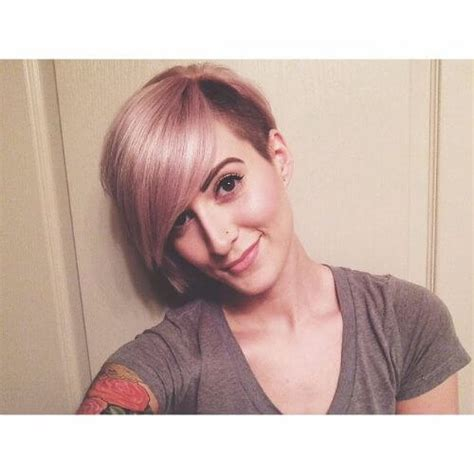 outgrowing pixie cut 50 amazing lavender hair ideas for a compelling style
