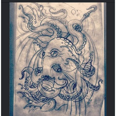 japanese octopus tattoo octopus japanese buscar con