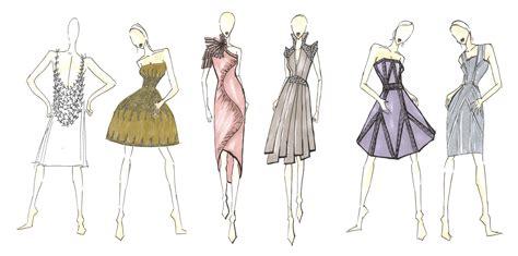 fashion illustration nature of fashion september 2012