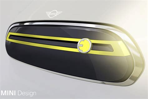 2019 Mini Electric by 2019 Mini Electric Vehicle Teased For The Time