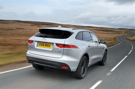 jaguar f pace review 2018 autocar