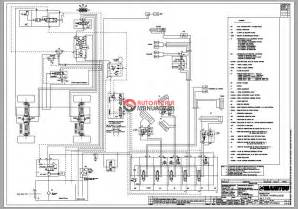 manitou mlt 630 t 631 t 731 t ps 225624 l hydraulic shematic diagram auto repair manual