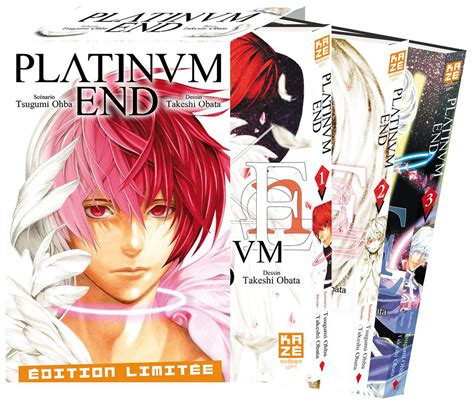 platinum end vol 4 books platinum end arrive en coffret 13 octobre 2016 news
