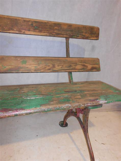 antique garden benches antiques atlas antique victorian garden bench