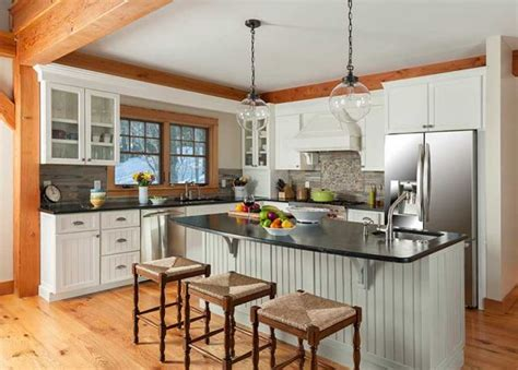a frame kitchen ideas popular kitchen styles for your home discover timber